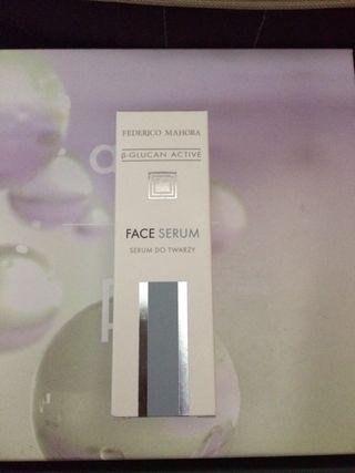 B- glucan active face serum