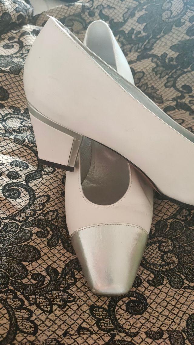 Zapatos tacón piel Farrutx.