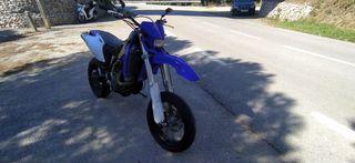 Yamaha WR Supermotard