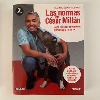 """Libro """"Las normas de Cesar Millan"""""""