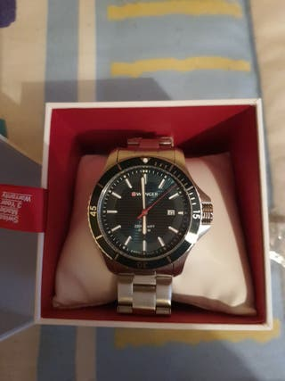 Reloj Wenger Seaforce 200m diver buceo