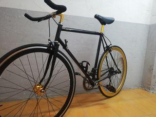 bicicleta paseo estilo fixie