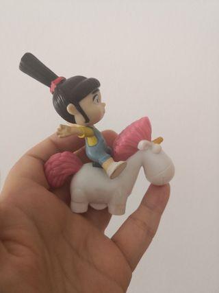 muñequita y su pony