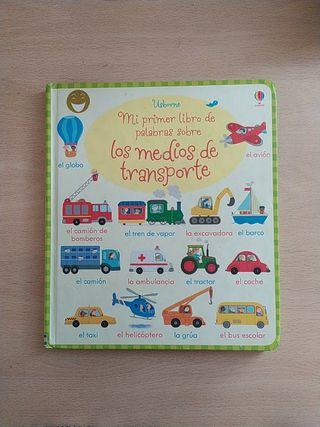 Mi primer libro los medios de transporte