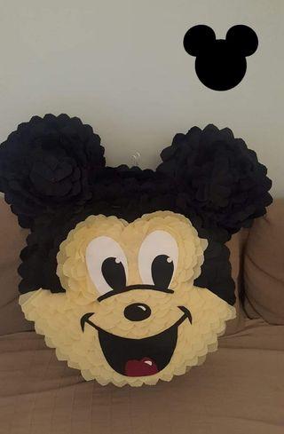 piñata Mickey o Minnie
