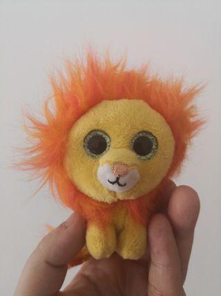 peluche león