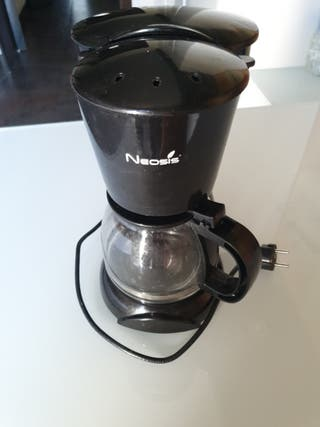 Cafetera de segunda mano en Lucena en WALLAPOP