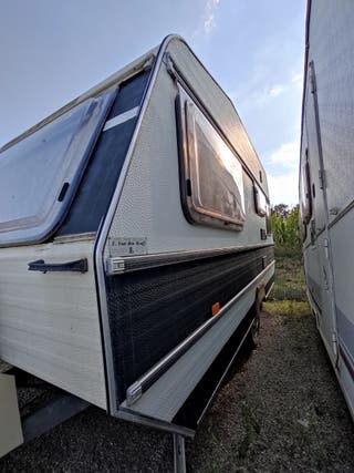Caravana Home-car de menos de 750 Kg