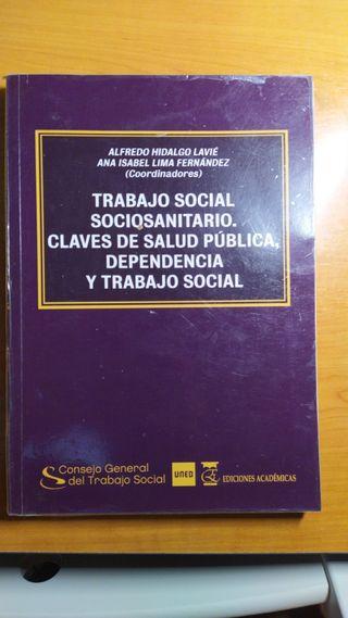 Libro trabajo social sociosanitario UNED