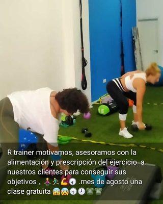 centro de entrenamiento personal