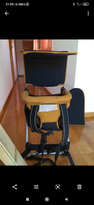 silla de niño de paseo