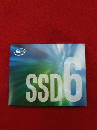 Memoria INTEL SSD M.2