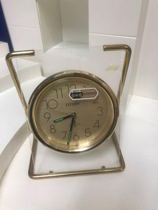 Reloj citizen redondo