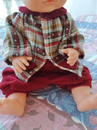 conjunto muñeca