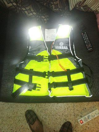 chaleco salvavidas yamaha nuevo