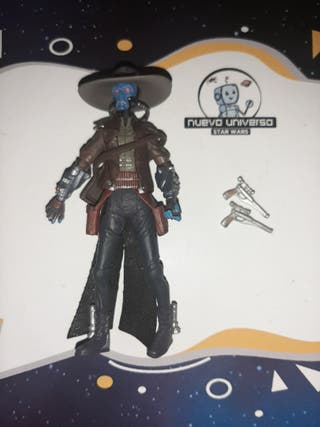 Star Wars cad bane with todo-360