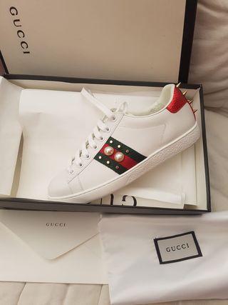 Gucci zapatillas