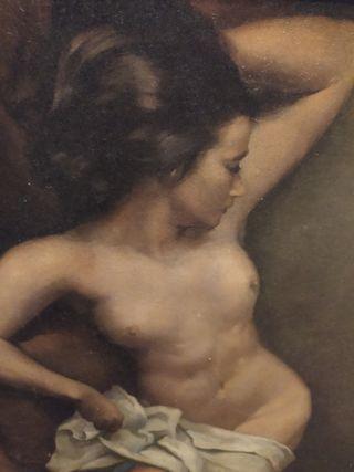 cuadro mujer desnuda pintor frank rivera