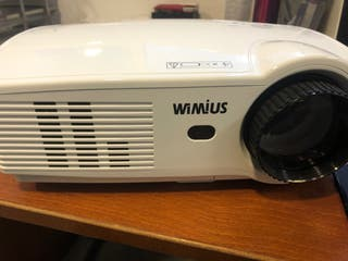 Proyector wimius led