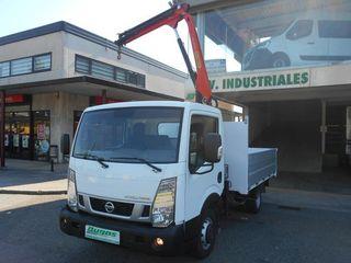 NISSAN CABSTAR NT 400 140 CV GRUA DE CARGA