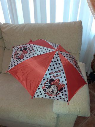 Paraguas Minie Mouse