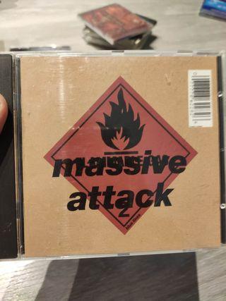 Massive Attack. Blue Lines