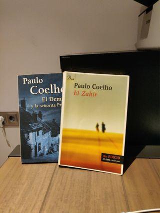 Pack 2 libros Paulo Coelho