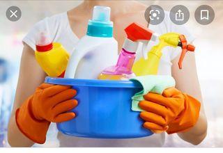 Se busca mujer de la limpieza