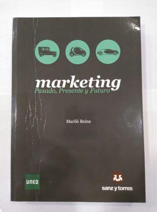 Marketing. Pasado, presente y futuro