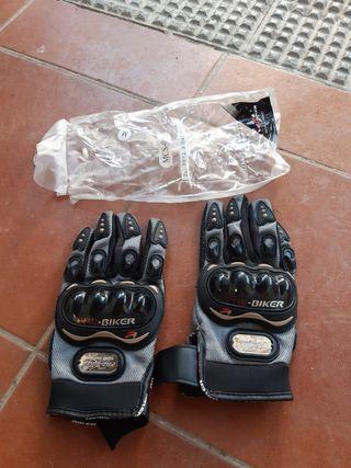 guantes moto campo carretera nuevos