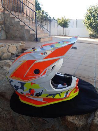 casco motocross enduro nuevo