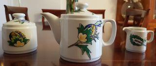 Juego para desayuno, merienda o un buen thé