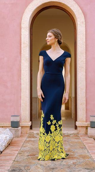 Vestido Brasilia de Silvia Navarro
