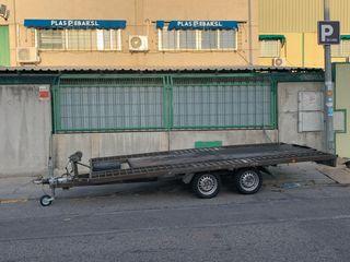 Alquilo remolque 2000kg (tendemos de 750 a 2500kg)