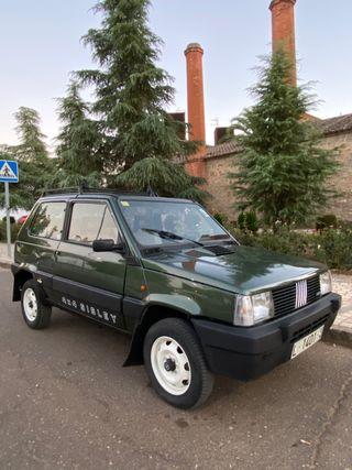 Fiat Panda 4x4 Sisley 1990