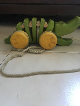 Cocodrilo plantoys