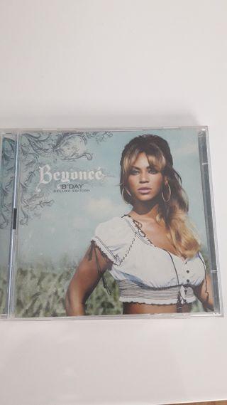 Beyoncé Bday deluxe edition