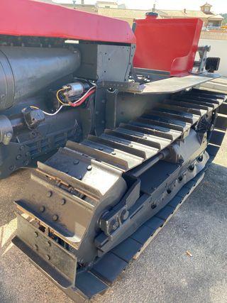 Tractor cadenas Toselli oruga