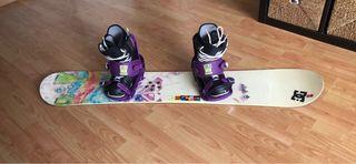 Tabla de Snowboard Roxy