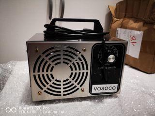 Generador máquina de ozono