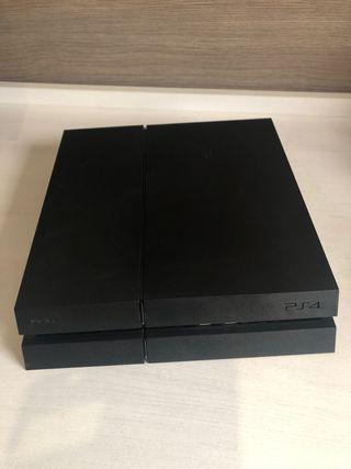Consola Sony PlayStation 4 + 1 Dualshock 4 500GB
