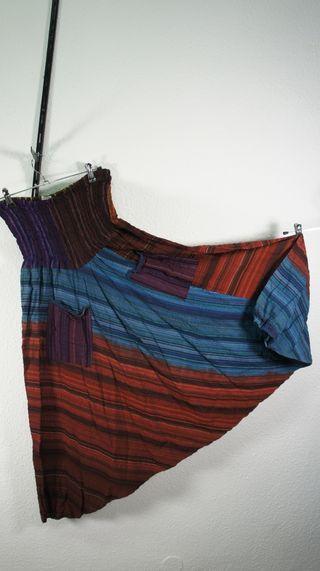 Hippies pantalones turcos