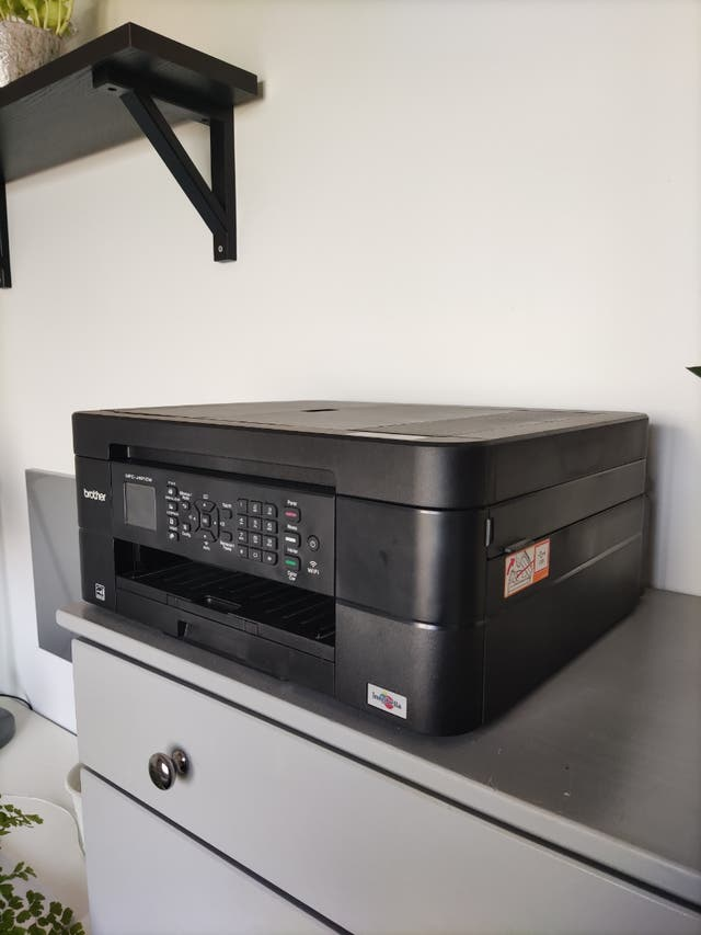 Impresora Brother Multifunción MFC-J491DW