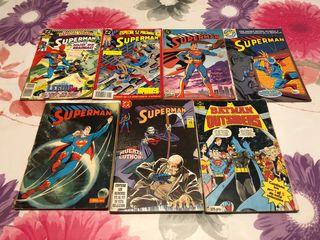 Comics Superman /Batman ( Liga de la Justicia)