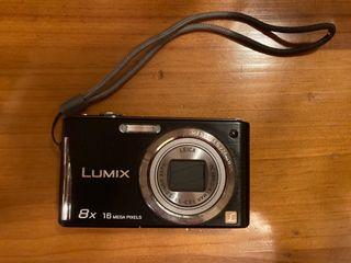 Cámara de fotos LUMIX