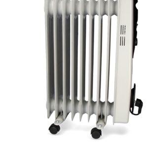 radiador electrico.con mando