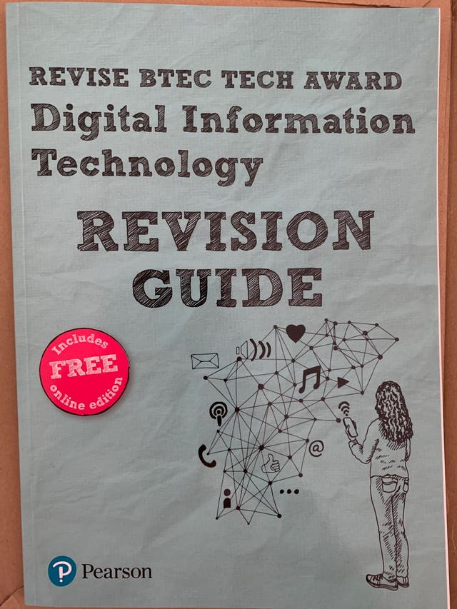 ICT revision book