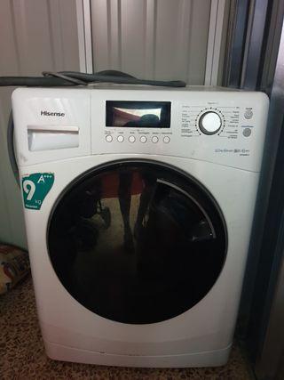 lavadora 9 kg