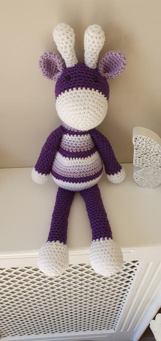 handmade crocheted items