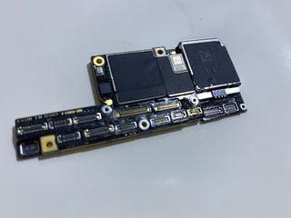 PLACA BASE IPHONE X para piezas